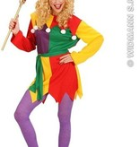 Jolly Joker kostuum volwassen