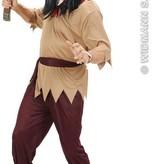 Indiaanse man Molimo