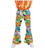 Hippiebroek man Woodstock Elite