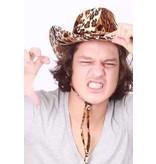 Cowboyhoed Lynxprint
