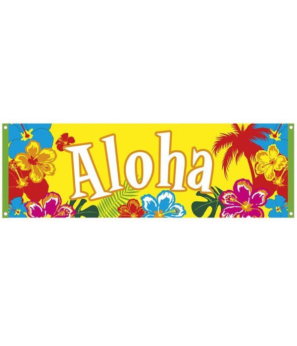Banner Aloha