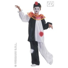 Pierrot kostuum kind Whitey
