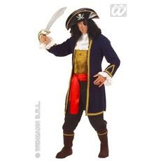 Piraat 7 Zeeen kostuum