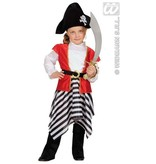 Piraten meisje baby Mary Read