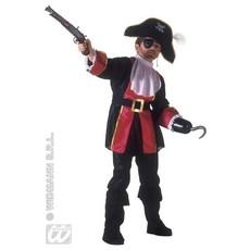 Kapitein Haak kostuum kind
