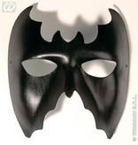 Oogmasker vleermuis lederlook