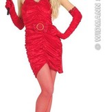 Sexy Duivelse dame kostuum