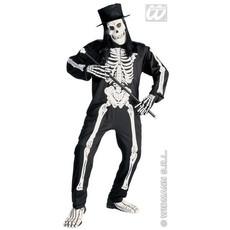 Chic Skelet kostuum heer