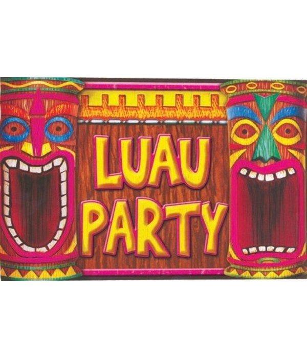 Tiki Hawaii Decoratie Feestbazaar Nl