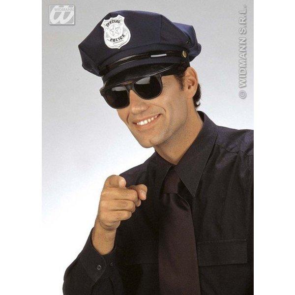 Stoffen Politiepet Elite