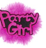 Broche Party girl