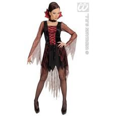 Vampier Devil kostuum Spinneweb