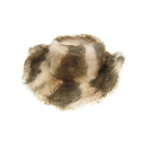 Pimphoed wolf bont
