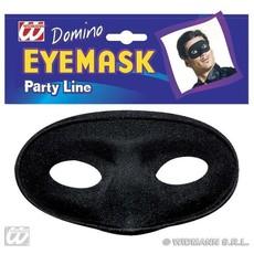 Oogmasker maskerade zwart