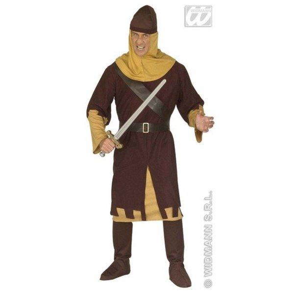 Middeleeuwse ridder soldaat