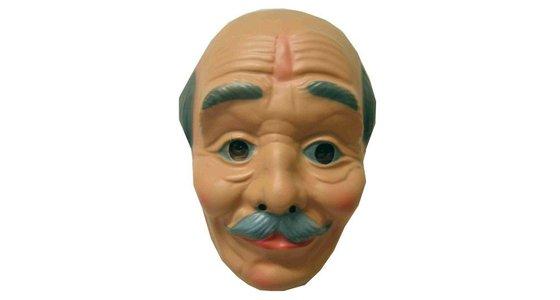 Abraham - Sarah masker