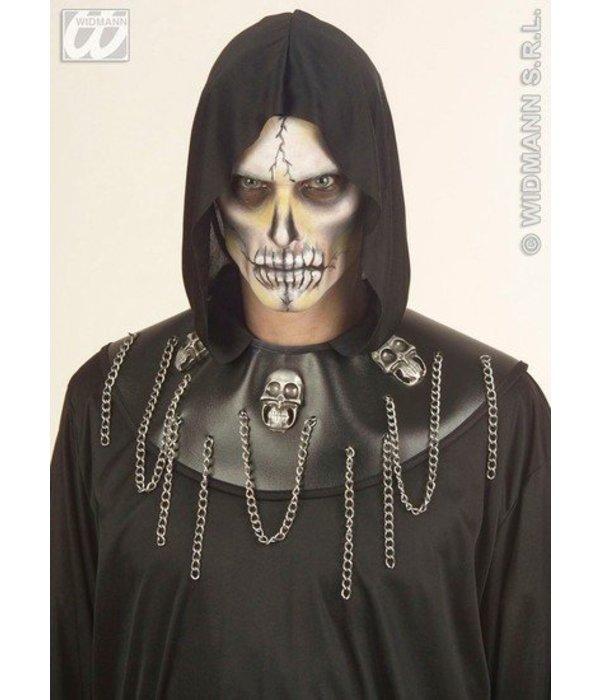 Freaky Schedelmeester kostuum