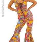 Funky schoonheid seventuus kostuum