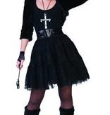 Petticoat Zwart Deluxe