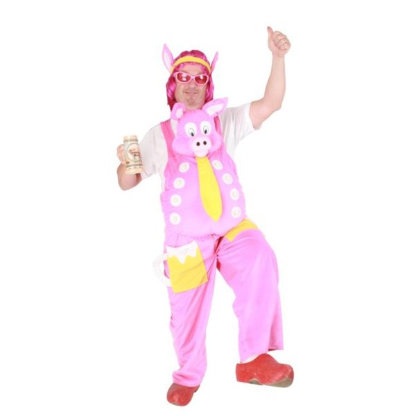 Funbroek Crazy Pig