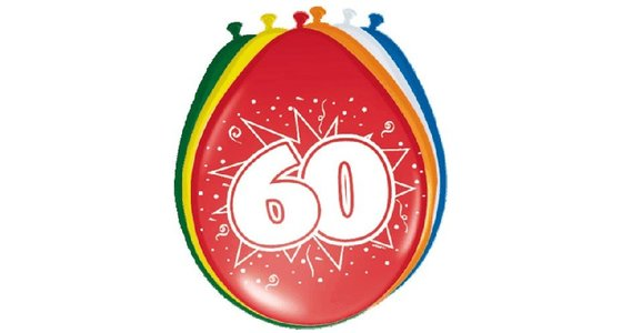 60 jaar