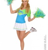 Cheerleader kostuum Annabel