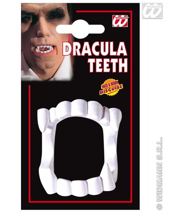 Vampier tanden pvc