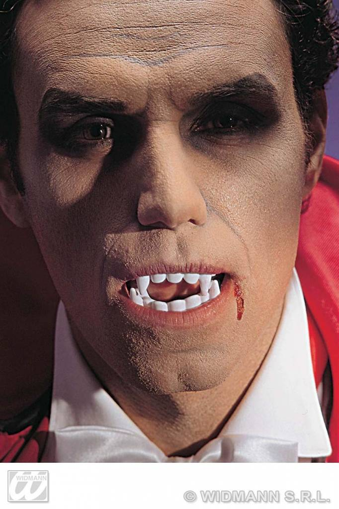 Uitzonderlijk Vampier tanden pvc - Feestbazaar.nl &KG89