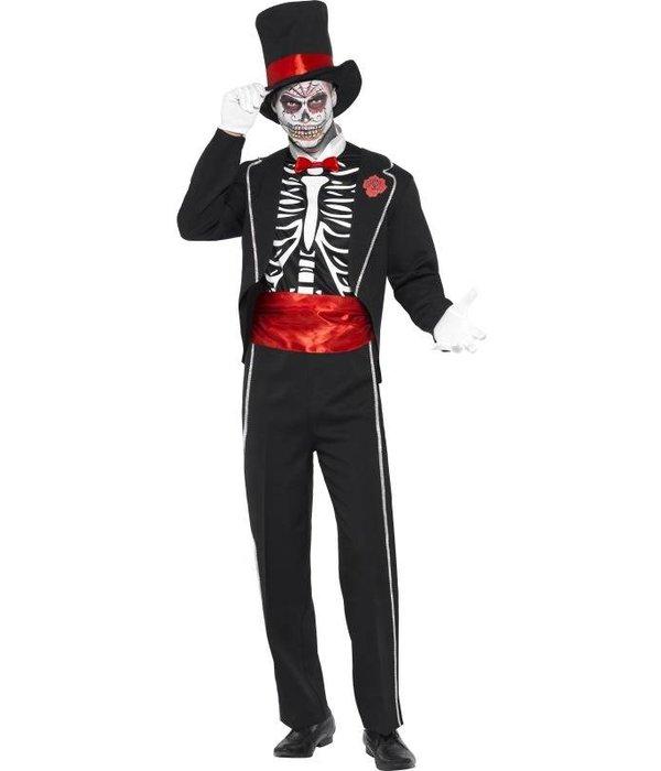 Day of the dead Horror kostuum