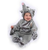 Olifant overall pluche