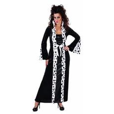 Dalmatier jurk dame