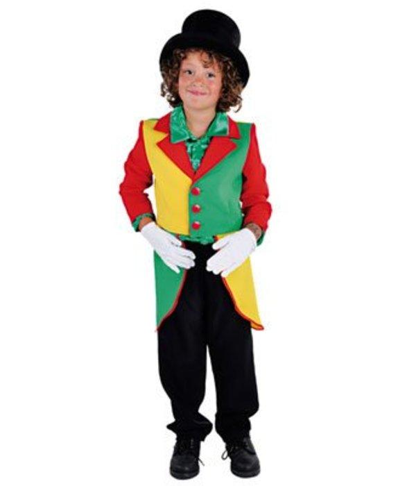 Slipjas kind rood/geel/groen