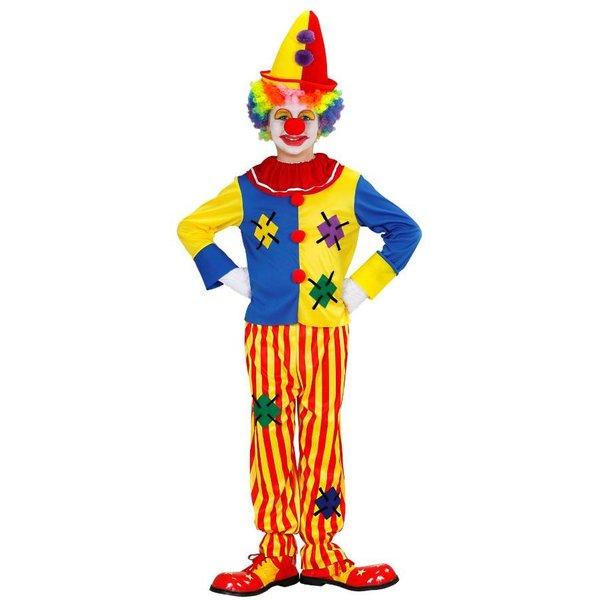 Clownskleding kind Mojo