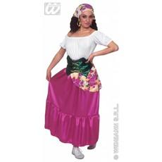 Zigeunerin kostuum vrouw