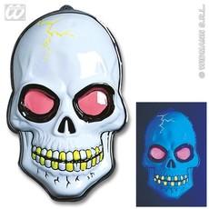 Skelet fluoriserend 56x38cm