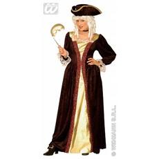 Venetiaanse Edelvrouw kleding
