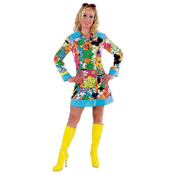 Woodstock girl jurk