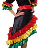 Rio carnaval kostuum vrouw Elite