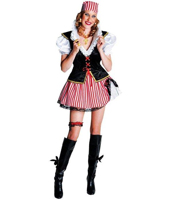 Sexy piratendame jurkje elite