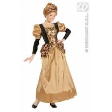 Middeleeuwse Koningin kostuum