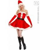 Miss Santa Kerst kostuum