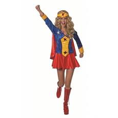 Wonder Supergirl kostuum