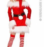 Kerstmuts extra lang 150cm