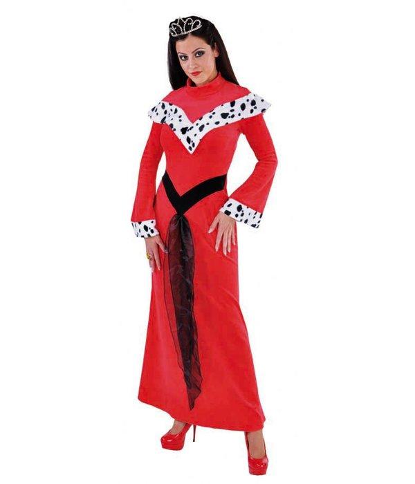 Koningin jurk elite