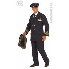 Piloot Luxe Captain Boeing Kostuum