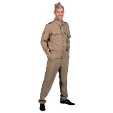 GI 1940's kostuum elite