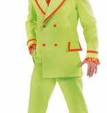 Suit fluor groen elite
