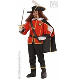D'artagnan musketier jongen