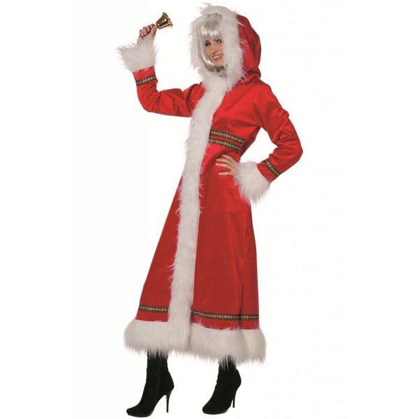 Miss Santa Mantel luxe