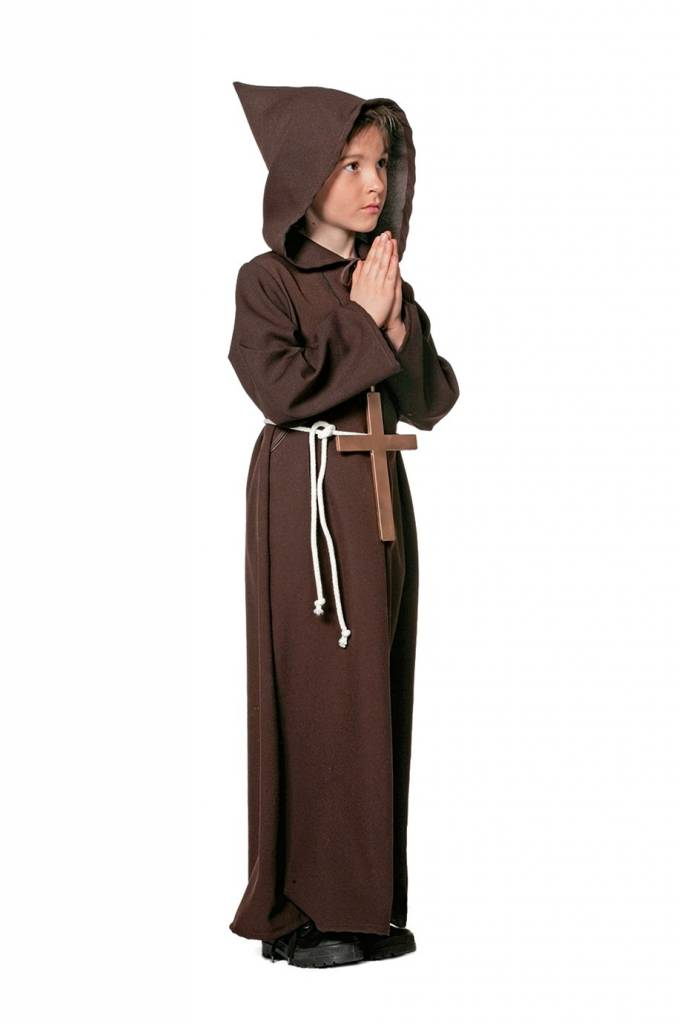 Pater kostuum kind